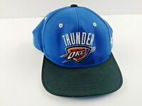 Oklahoma City Thunder OKC NBA Men's Adult Snapback Cap Hat Lid Snap Back Adidas