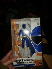 POWER RANGERS LIGHTNING COLLECTION ZEO Blue Ranger SEALED IN STOCK