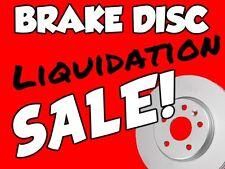 Drivetec Brake Discs (Pair) DM2759. PAIR. New.