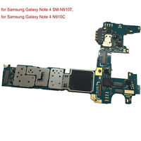 for Samsung Galaxy Note 4 SM-N910T/N910C Unlocked 32GB Main Logic Motherboard