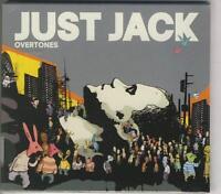 JUST JACK Overtones CD SEALED SNAP PACK  STARZ IN THEIR EYES