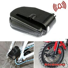 Security Anti Thief Motorcycle Scooter Wheel Disc Brake Alarm Lock Motorcycle