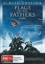 Flags Of Our Fathers - Action / World War II / True Story - Adam Beach - NEW DVD