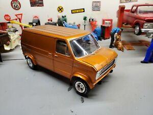 Parts or repair Ford Econoline Custom Van VINTAGE 1/25