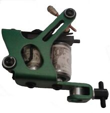 Liner/Shader SHOOTER Tattoo Machine Gun 10 Wrap Coils Equipment Stainless NEW*