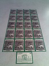 *****Al Dorow*****  Lot of 21 cards / Michigan State