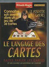 (66778) - Le langage des cartes; connaître son avenir dans 1 jeu de 36 cartes