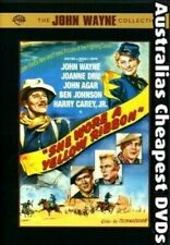 She Wore A Yellow Ribbon DVD NEW, FREE POSTAGE WITHIN AUSTRALIA REGION ALL