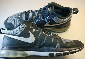 Nike AirMax Tr1 180 Men's Size 11 Fkywire Training Shoes Athletic black gray