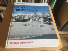 History of mountain aviation - historique de l'aviation de montagne 1971 M kossa