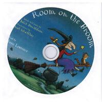 Julia Donaldson Story CD - AUDIO CD - ROOM ON THE BROOM CD - NEW