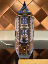 department 56 christmas in the city City Clockworks