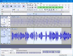 Audacity® 2021 - Pro Audio Music Editing and Recording Software - Windows/Mac✔️