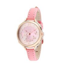 Orologio MINI WATCH 3D ref. MN989 Donna cassa ramata pelle rosa