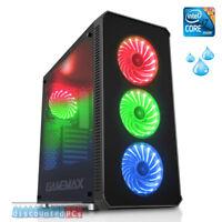 Liquid Cooled Gaming PC - Intel Core i7 8700K, 32gb,SSD,GTX 1080ti 11GB dp337