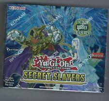 Yu-Gi-Oh Secret Slayers Booster Box - Factory Sealed