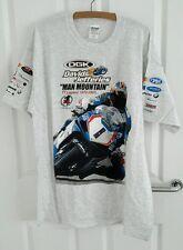 David Jefferies memorial t-shirt, XL, Isle Of Man TT legend , classic TT.