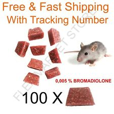 rat poison 100 block strong powerful professional blocks wetlands free shipping