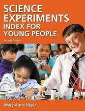 NEW - Science Experiments Index for Young People, 4th Edition
