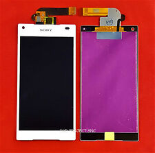 LCD SCHERMO DISPLAY TOUCH SCREEN SONY XPERIA Z5 COMPACT MINI E5803 BIANCO WHITE
