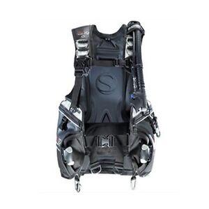 Sherwood Avid CQR-3 Scuba Dive BC/BCD Weight Integrated Buoyancy Compensator 2XL