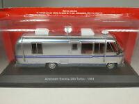 Airstream Excella 280 Turbo 1981 Wohnmobil Modellauto Hachette 1:43