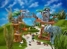 Toys R Us exclusive Animal Planet New Safari Treehouse Playses