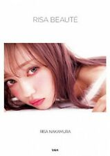 RISA Nakamura Beauty Style Book RISA BEAUTE Cosmetic Porch Japanese Tracking