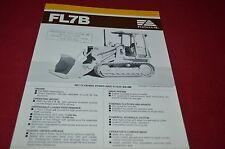 Fiat Allis FL7B Crawler Tractor Loader  Brochure DCPA6 Ver3