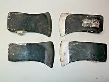 Ax Axe Hatchets Axe Monkey Style lot of 4 (heads only)
