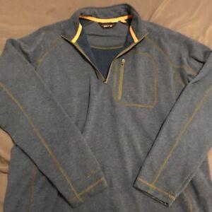 Orvis 1/4 zip pullover Fleece