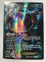 Genesect EX FULL ART ULTRA RARE 120/124 Pokemon XY Fates Collide NM HOLO Real
