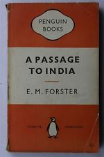 A Passage To India 1954 E M Forster Vintage UK PB Book Fiction Novel Penguin