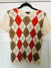 burberry  Short Sleeve Sweater /Top