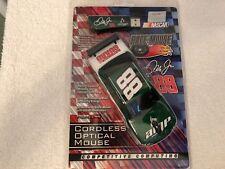 Computer Cordless Optical Mouse, NIP,  Earnhardt Nascar #88, Nat'l Guard/Amp