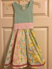 Matilda Jane Trend Setter Hello Lovely Dress Girls Size 8