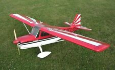 RARE 1/3 Scale Bellanca Decathlon CS R/C MODEL AIRPLANE KIT 11' WS VINTAGE