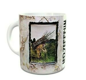 Seventies Music Album - Led Zeppelin IV - Album MUG - Album Art - Coffee MUG