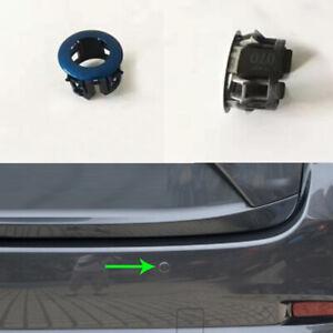 1x For Mazda 3 Axela 2014-2018 Rear Bumper Reversing Radar Support Braket Blue
