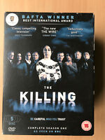 The Killing - Season 1 - Nordic Noir Thriller Series UK Arrow Video DVD Box Set
