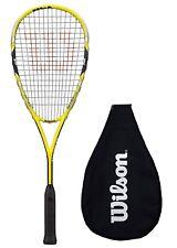 Wilson Ripper 133 BLX Squash Racket + Cover RRP £160