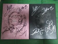 signed BLACKPINK autographed mini 2nd album KILL THIS LOVE + signed poster New