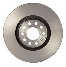 For Audi A6 A4 Q S4 Front Left or Right 320mm UV Coated Disc Brake Rotor Brembo
