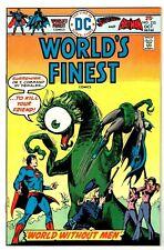 WORLD'S FINEST #233 (NM-) Superman! Batman! DC 1975 High Grade Bronze-Age Comic