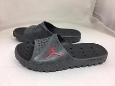 29e8e3a8107e1f Nike Jordan Super.fly Team Slide 2 Size 8 Grey Flip Flop Sandal 881572-