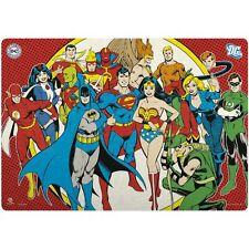 Batman - Superman - Wonderwoman - Sous Main - Protège Bureau