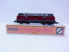 LOT 48914   Arnold 0202 Diesellok BR 220 der DB fahrbereit für Spur N in OVP