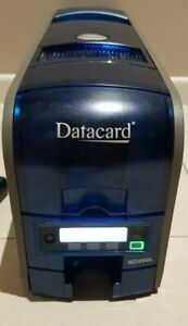 Datacard SD260L ID Card Printer Hardly used RRP $3000+