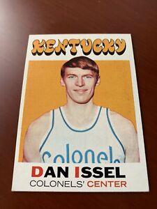 1971 Topps #200 Dan Issel Rookie Card RC HOF