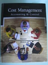 COST MANAGEMENT : ACCOUNTING & CONTROL FIFTH EDITION - HANSEN & MOWEN